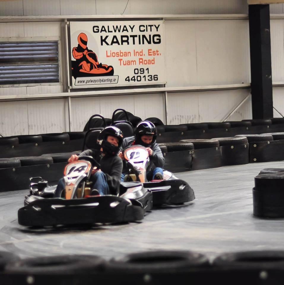 Galway City Karting - Visit Galway