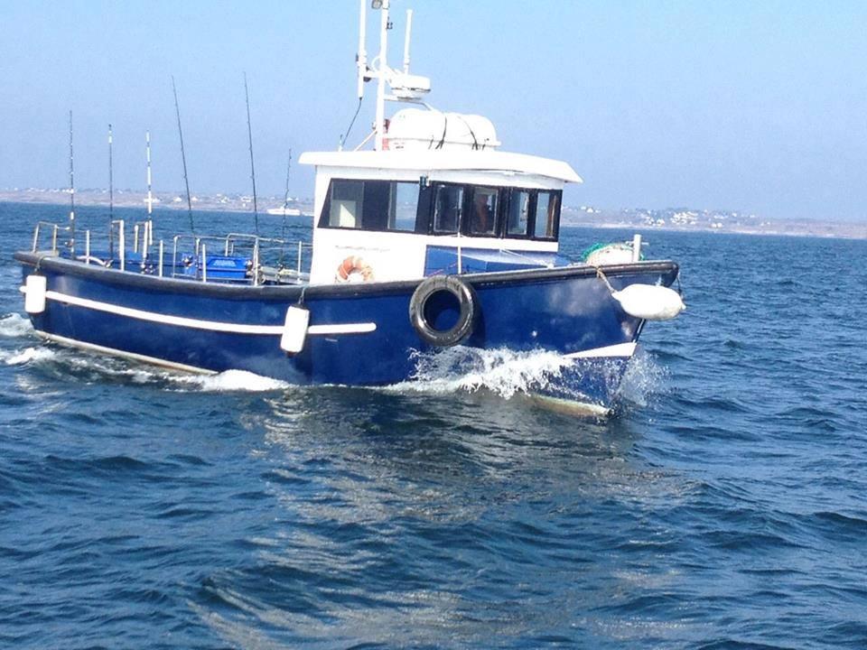 Galway Fishing Boat - Visit Galway