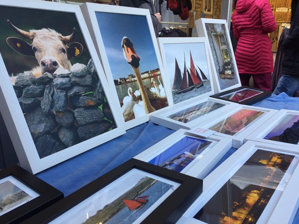 Galway Market at St. Nicholas' Church Photos - Visit Galway