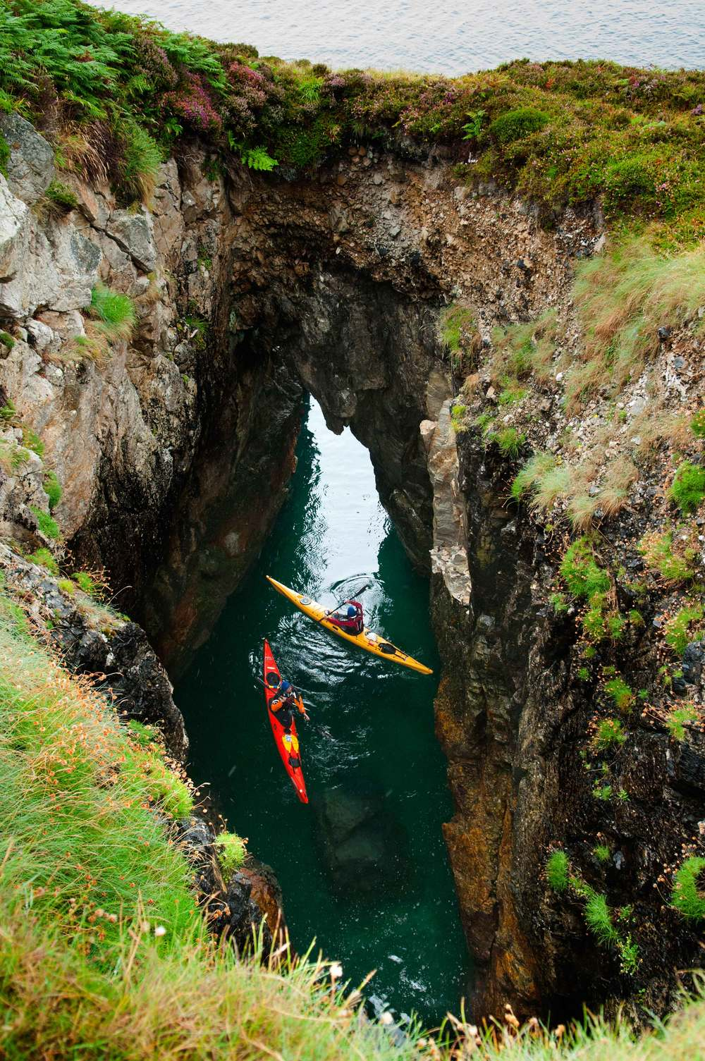 Give It A Go Sea Kayaking in Galway - Visit Galway