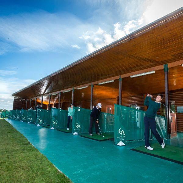 Glenlo Abbey Golf Resort Driving Range - Visit Galway