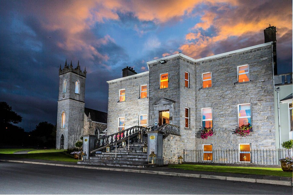 Glenlo Abbey and Hotel - Visit Galway