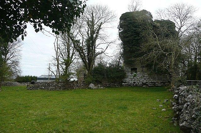 Grange East Castle - Visit Galway