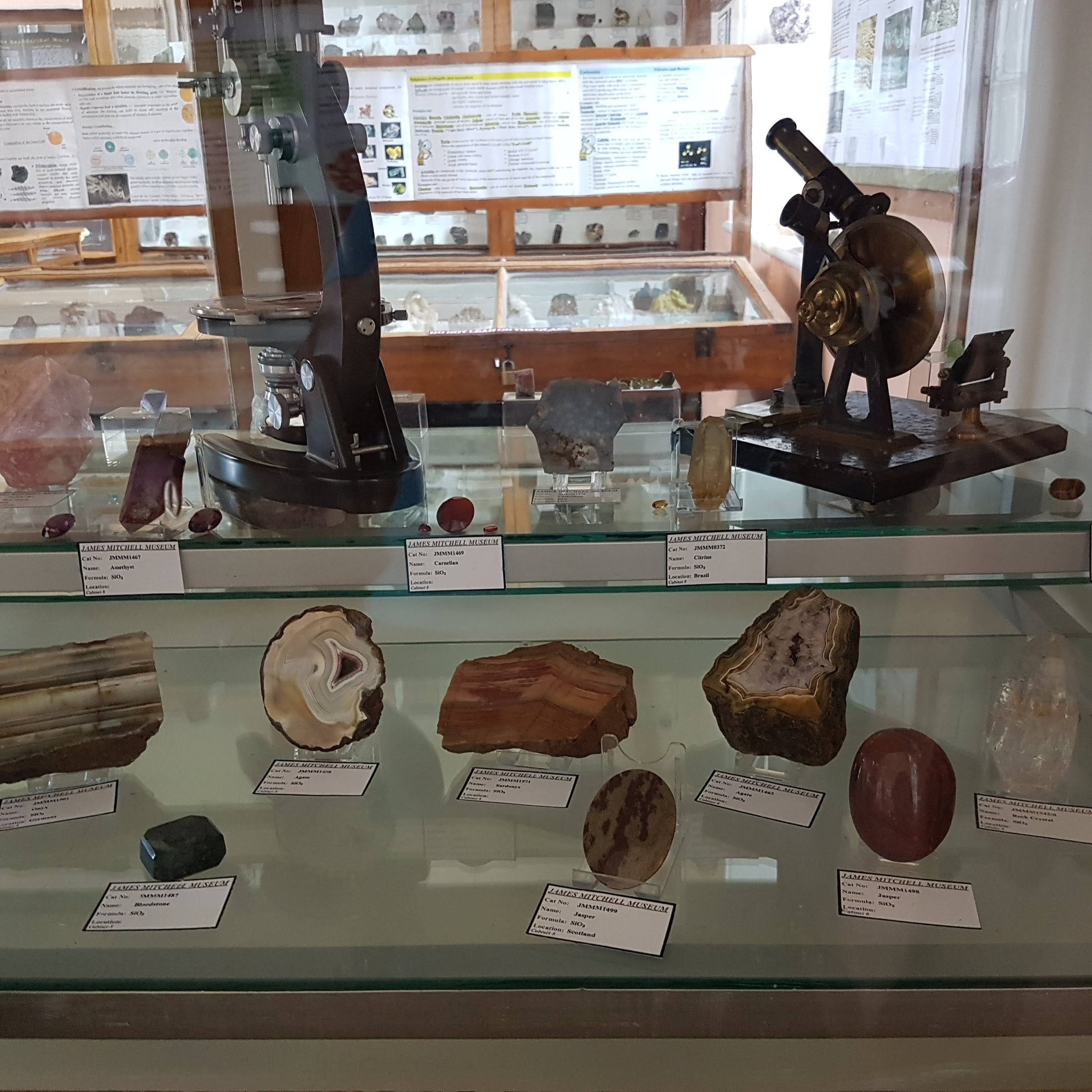 James Mitchell Geology Museum Galway - Visit Galway