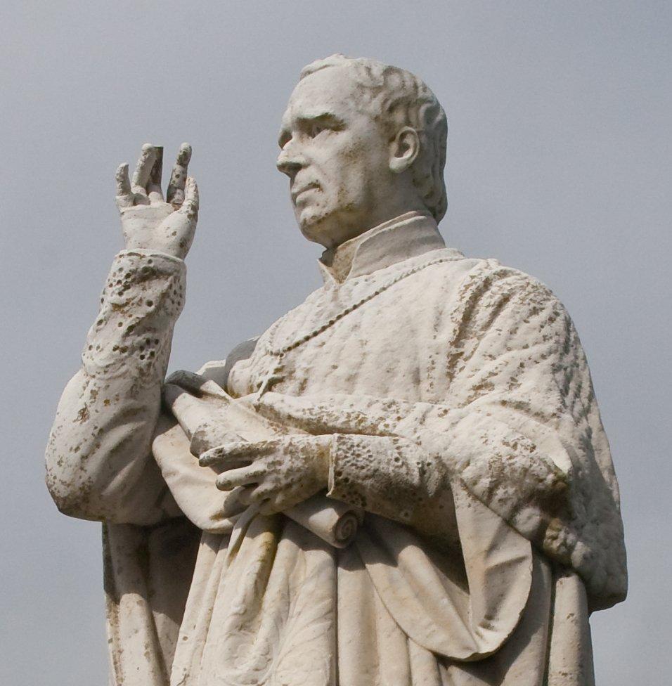 John McHale Statue Tuam Galway - Visit Galway