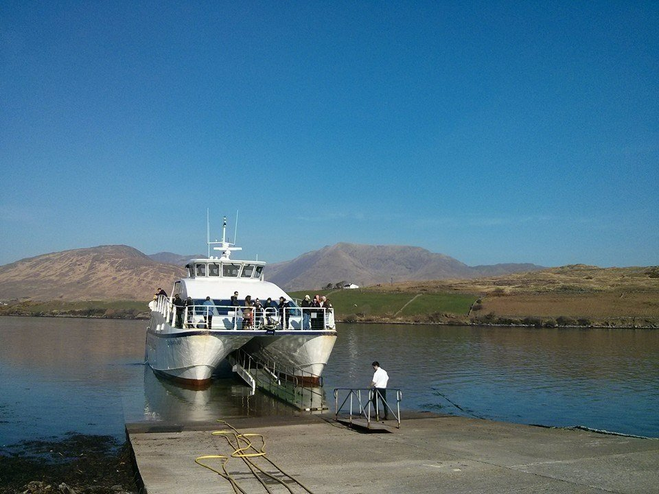 Killary Fjord Boat Tours - Visit Galway