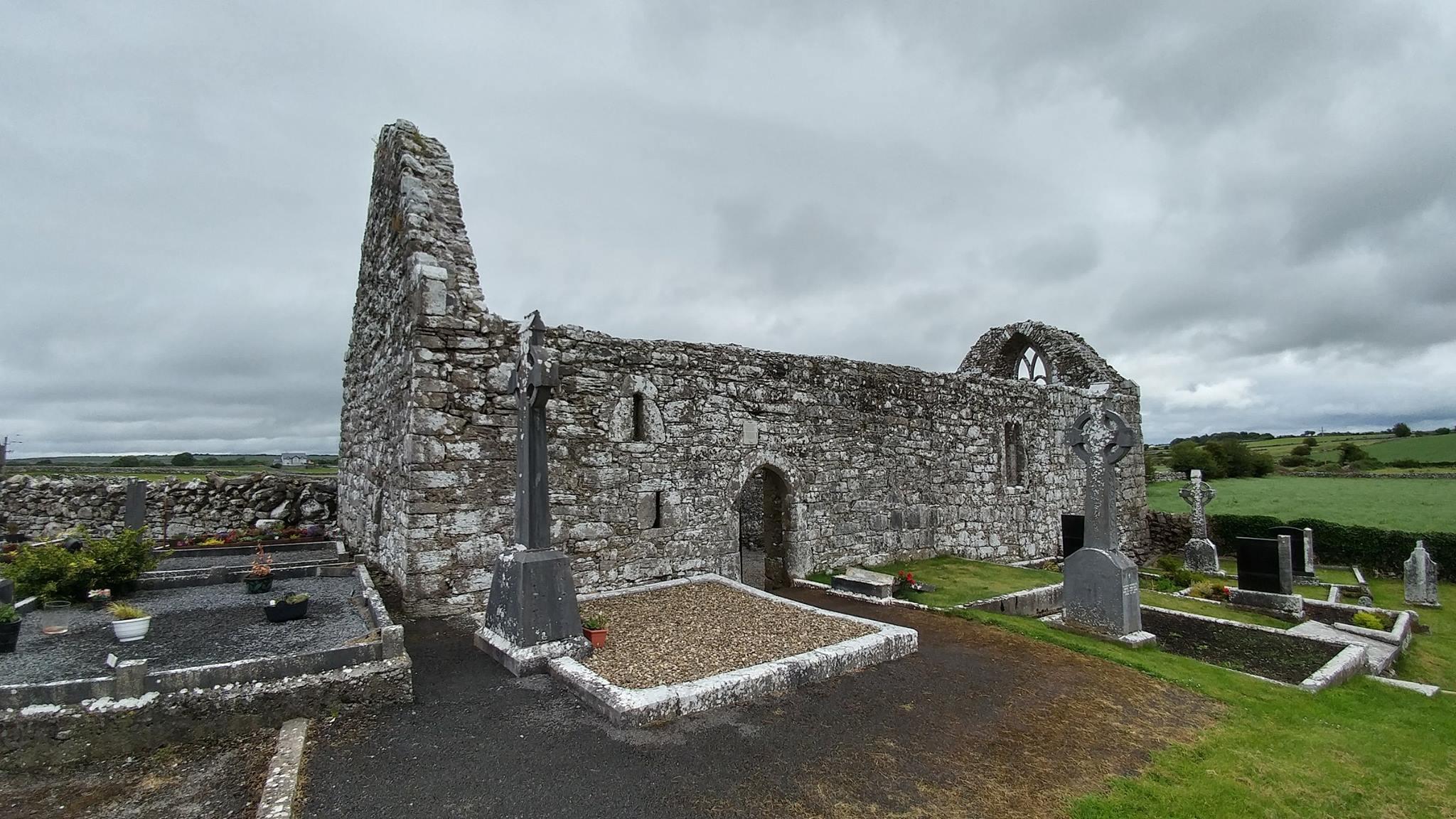 Killursa Church in Galway - Visit Galway