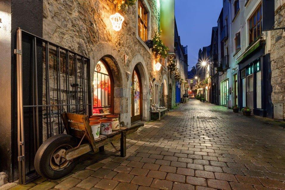 Kirwan's Lane Galway - Visit Galway
