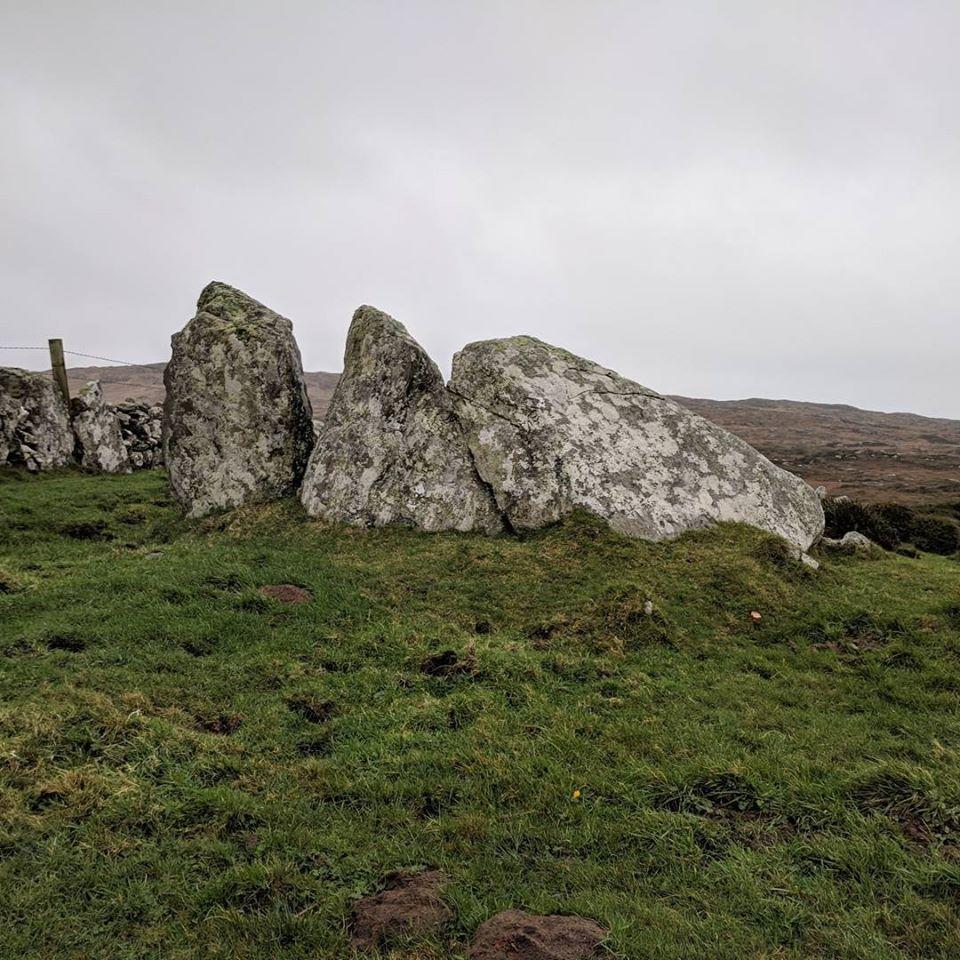 Knockavally Portal Tomb - Visit Galway