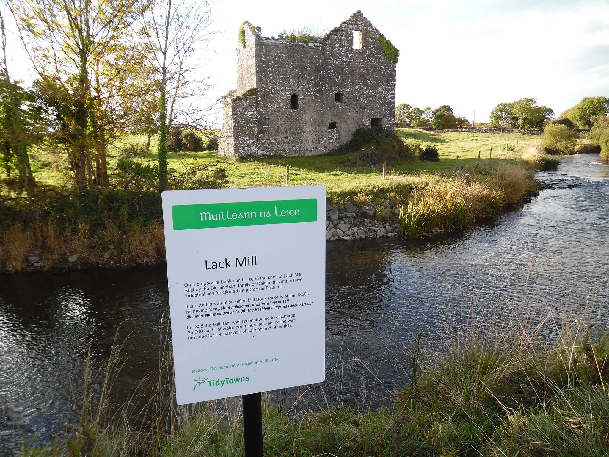 Lack Mill - Visit Galway