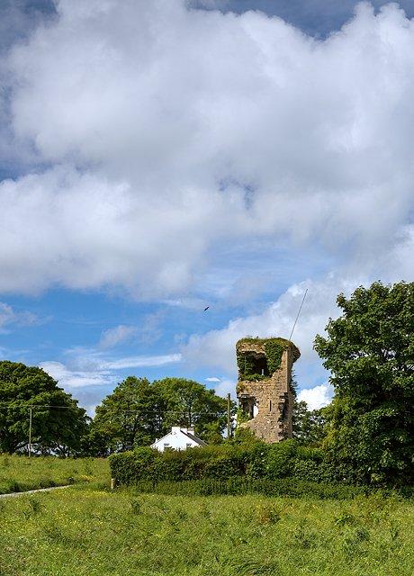 Lackafinna Castle in Galway - Visit Galway