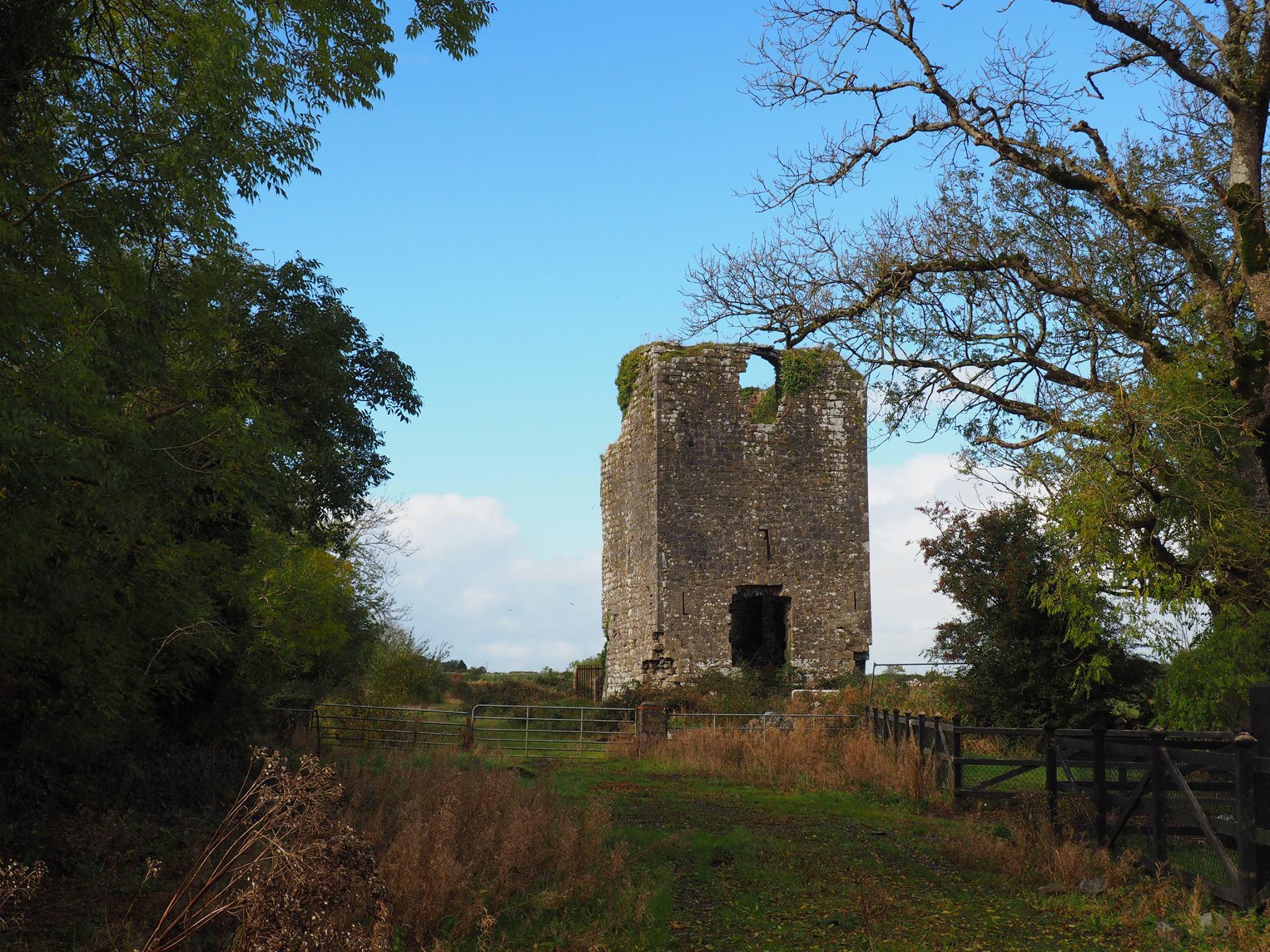 Lackagh Castle Ruins Galway - Visit Galway
