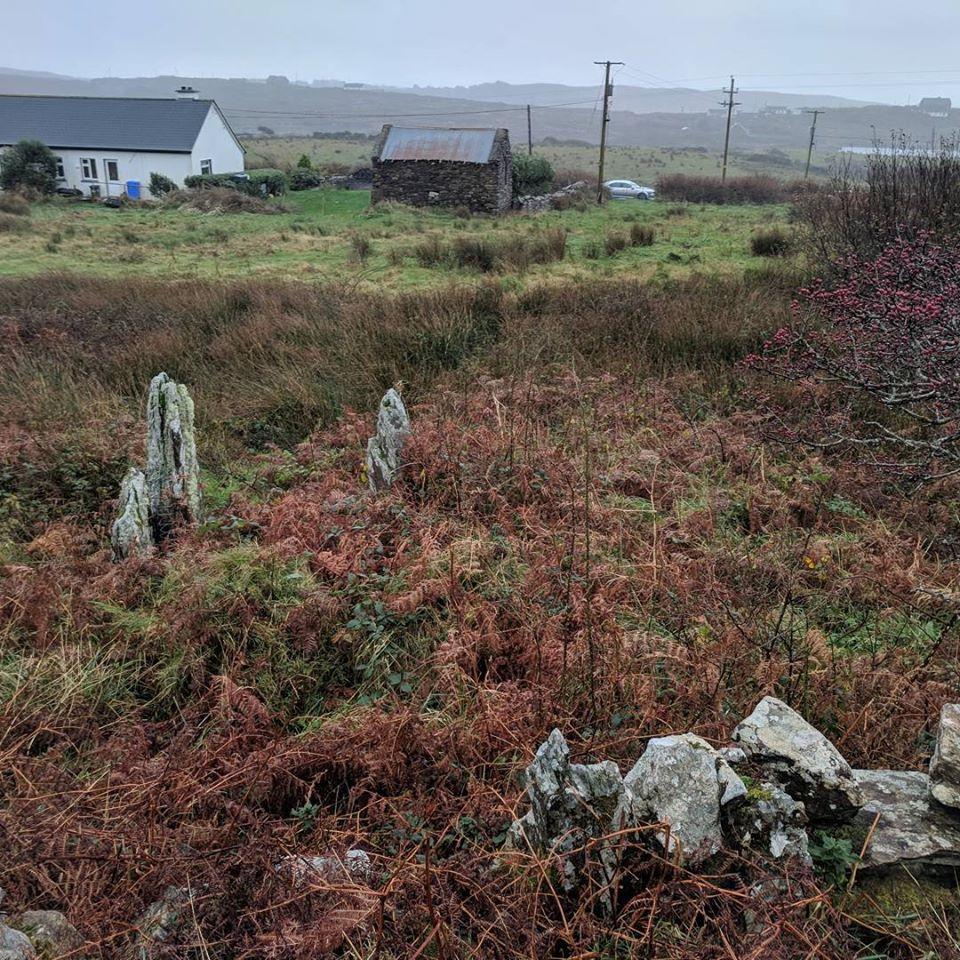 Leagaun Portal Tomb - Visit Galway