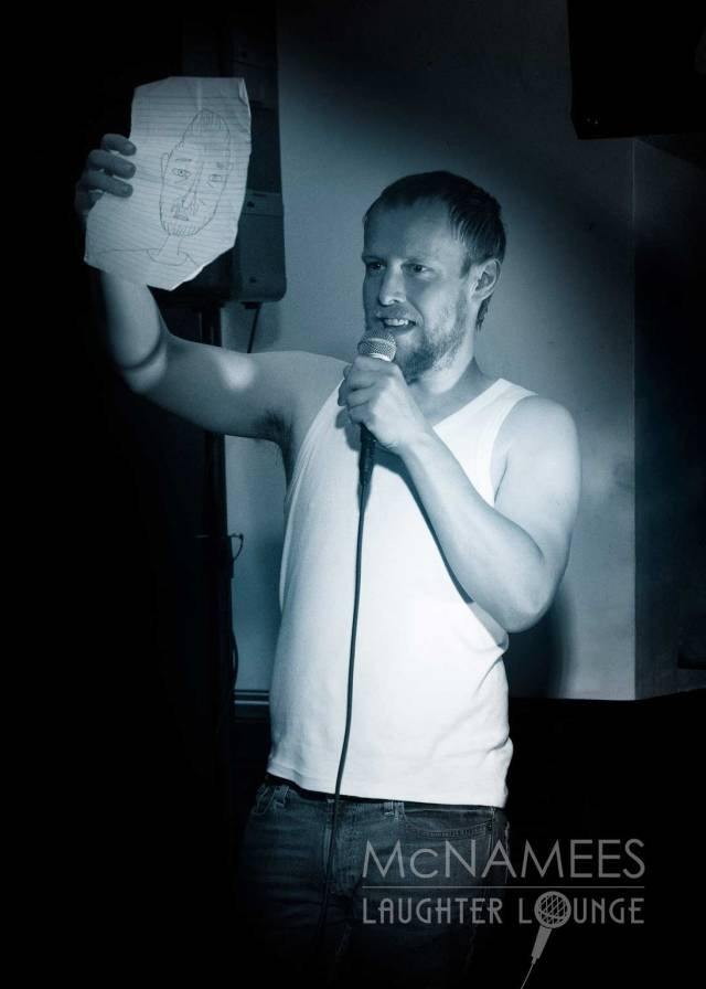 Loughrea Laughter Lounge Comedian - Visit Galway