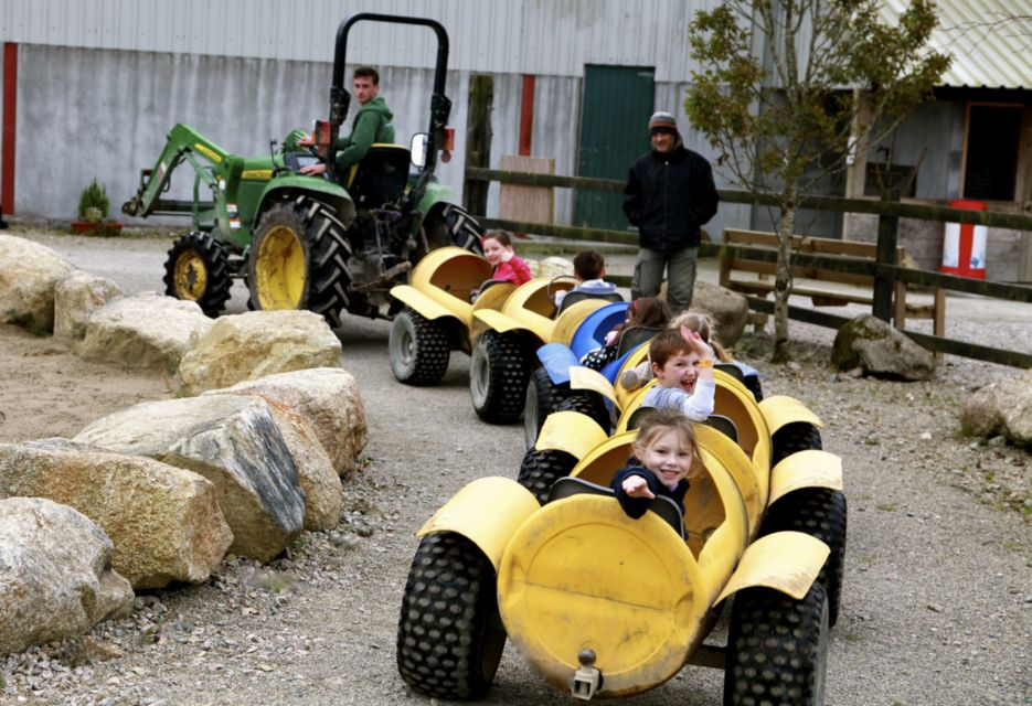 Loughwell Farm Park in Galway - Visit Galway