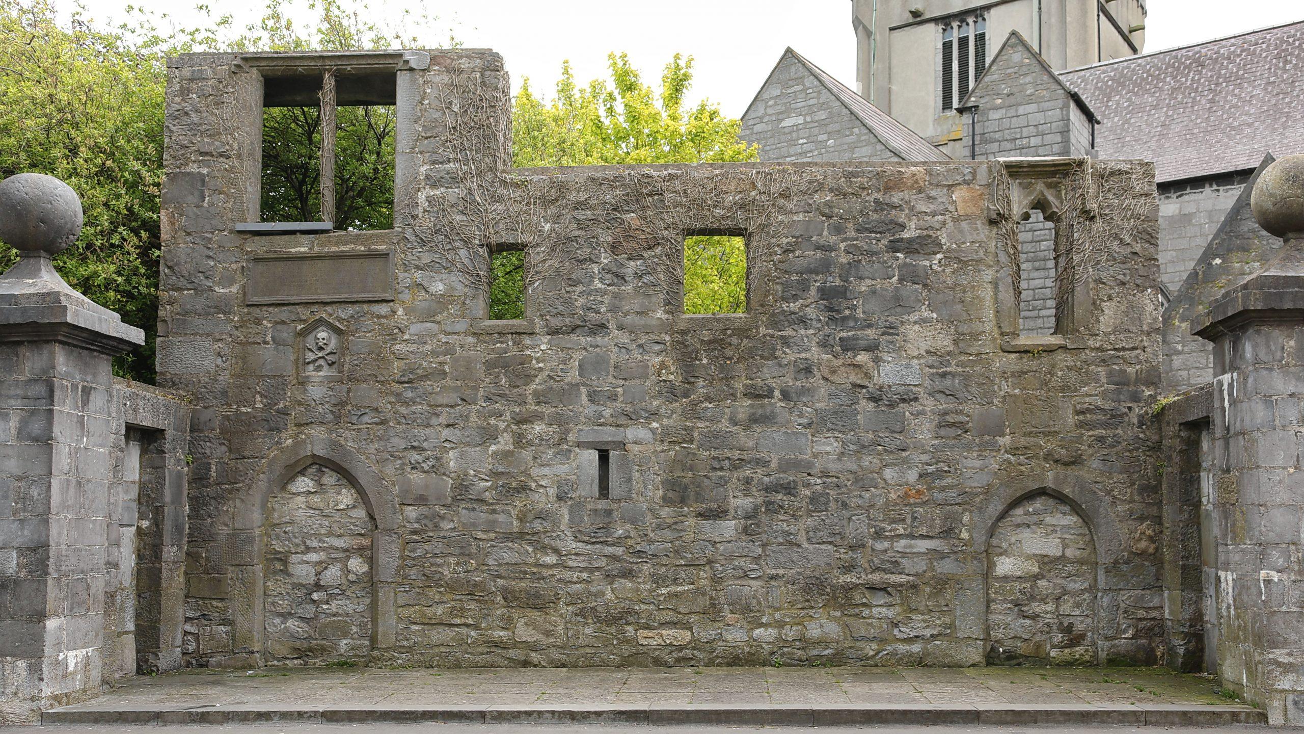 Lynch Memorial Window in Galway City - Visit Galway
