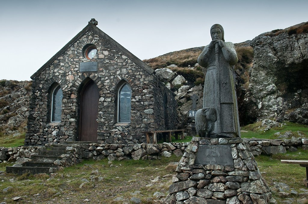 Mám Éan Mamean Pass - Visit Galway
