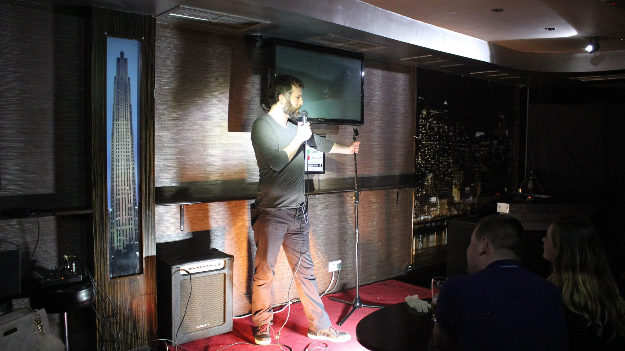 Mad Craic Comedy Club Stand Up Comedy - Visit Galway