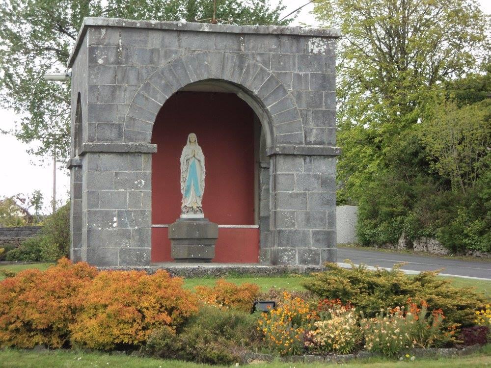 Marian Shrine in Barnaderg - Visit Galway