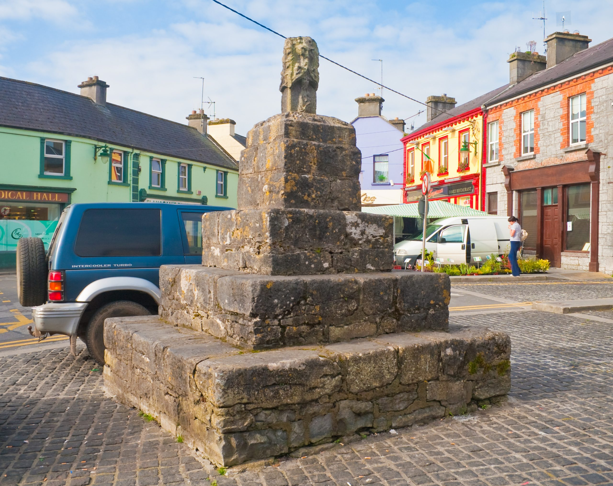 Market Cross Athenry - Visit Galway