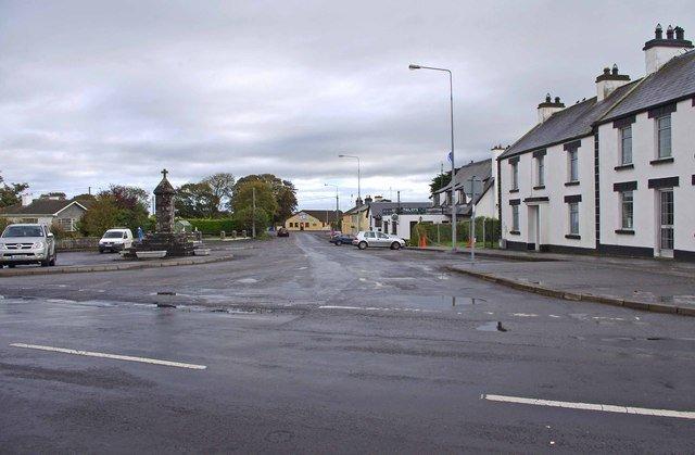 Market Square Cross - Visit Galway
