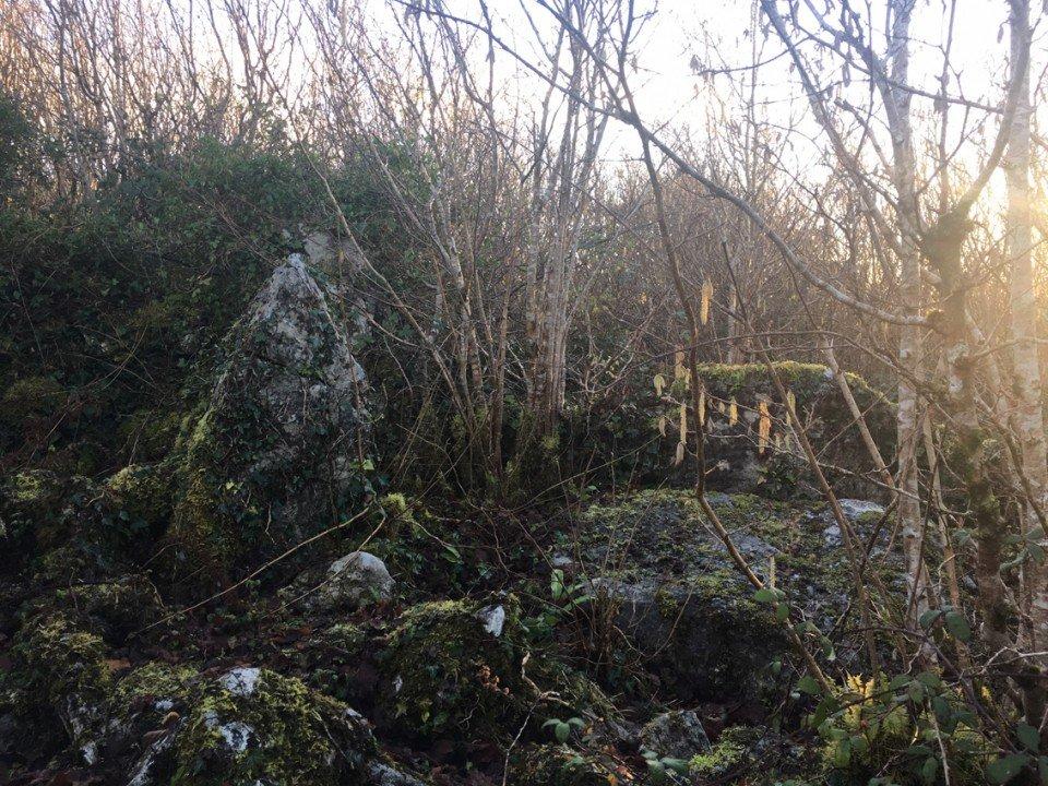 Menlough Portal Tomb in Galway - Visit Galway