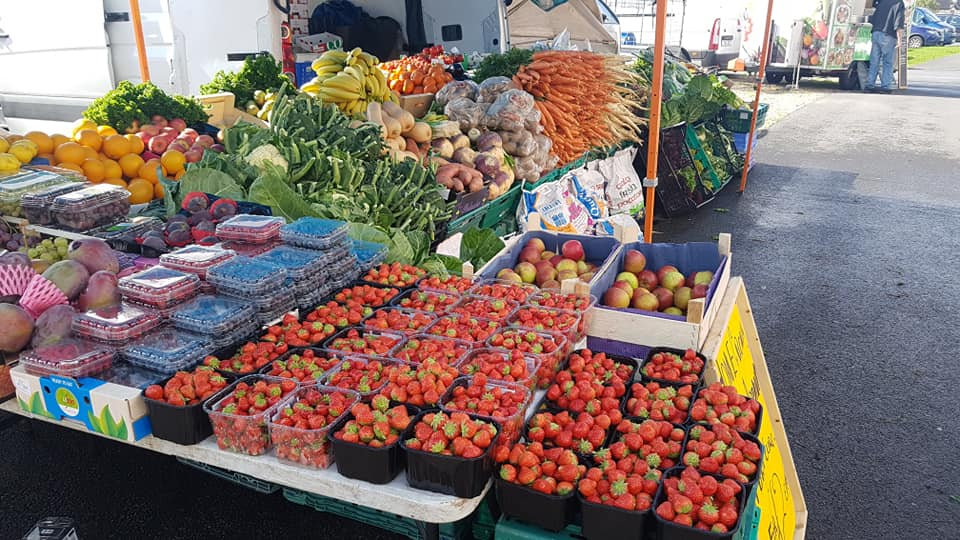 Moycullen Market Stall - Visit Galway