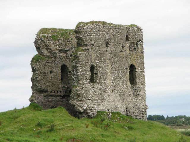 Moylough Castle Ruins Galway - Visit Galway