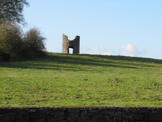 Newtowneyre Mill From Roadside - Visit Galway