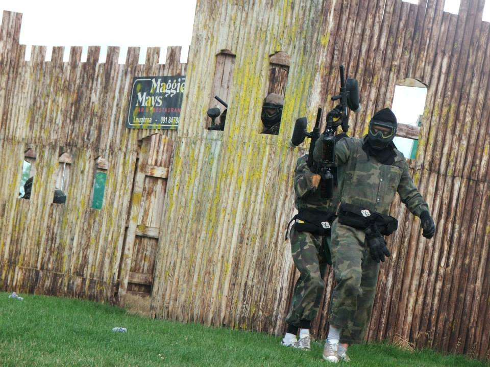 Pallas Paintball Galway - Visit Galway