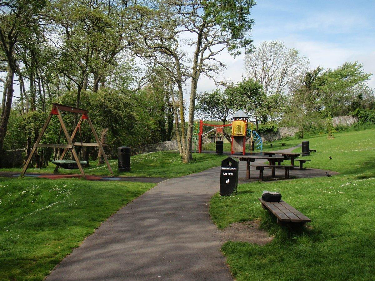 Rinville Park Playground - Visit Galway