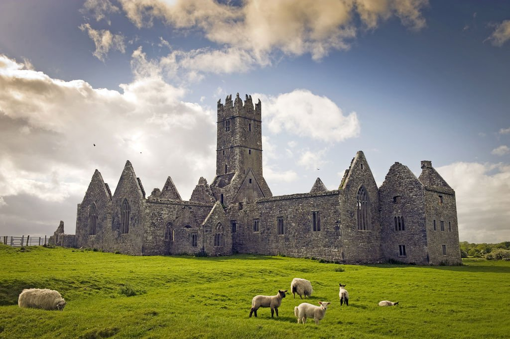 Ross Errilly Friary Headford Galway - Visit Galway