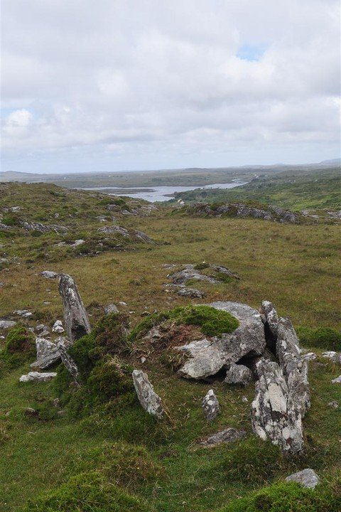 Scrahallia Wedge Tomb Galway - Visit Galway