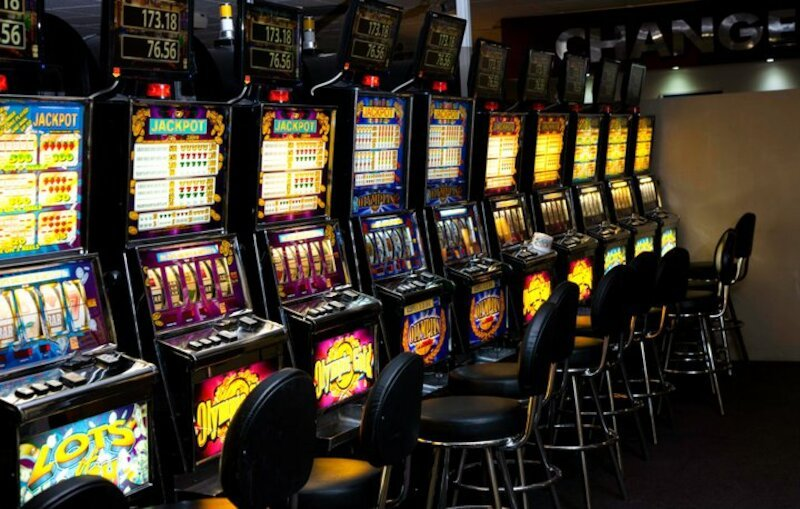 Seapoint Leisure Centre Slot Machines Galway - Visit Galway