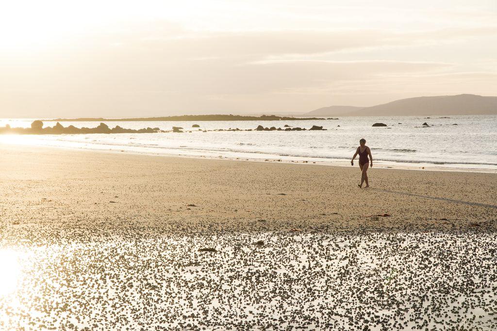 Silverstrand Beach Barna Galway - Visit Galway