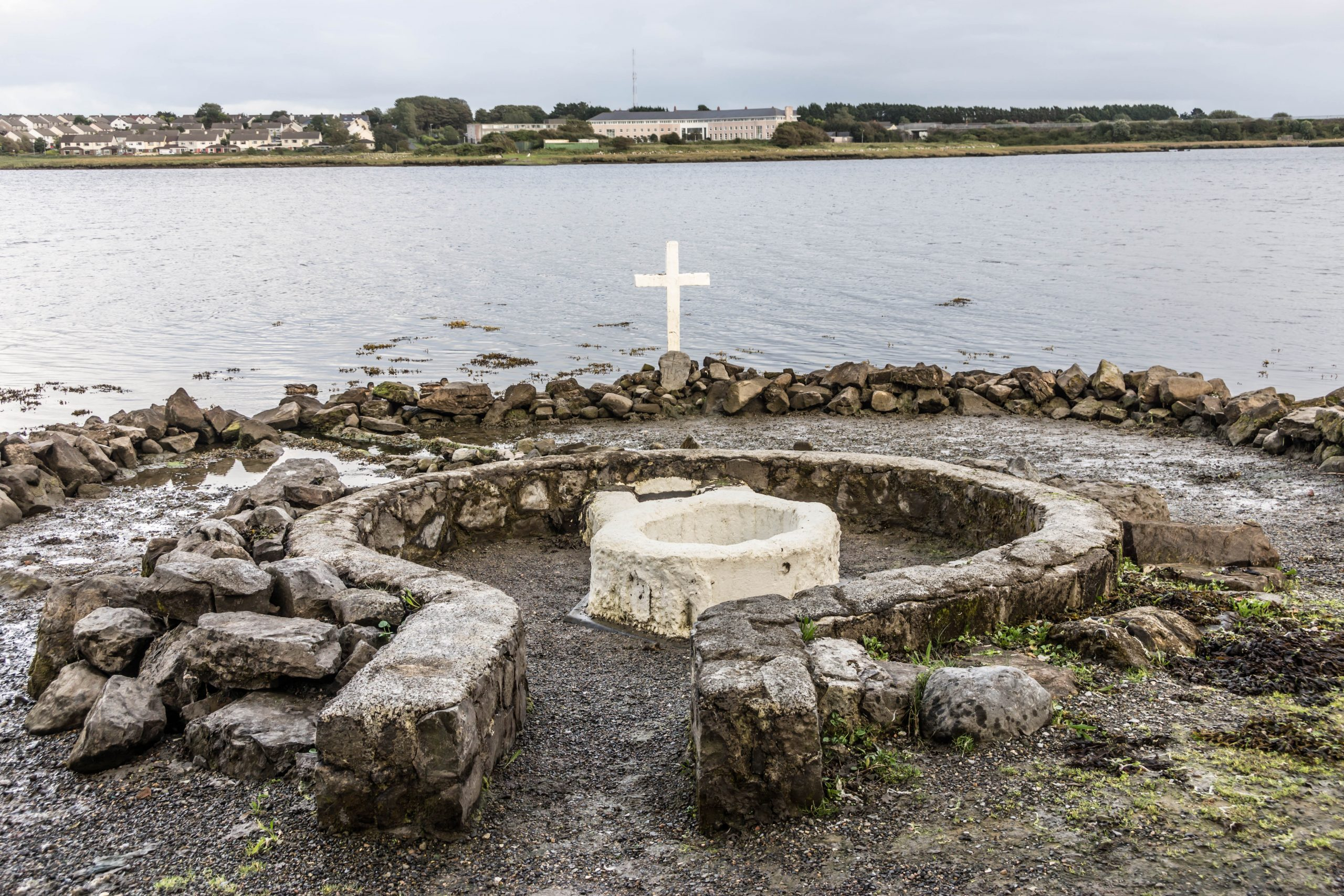 St. Augustine's Holy Well in Galway - Visit Galway