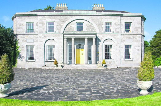 St. Cleran's Manor House Galway - Visit Galway