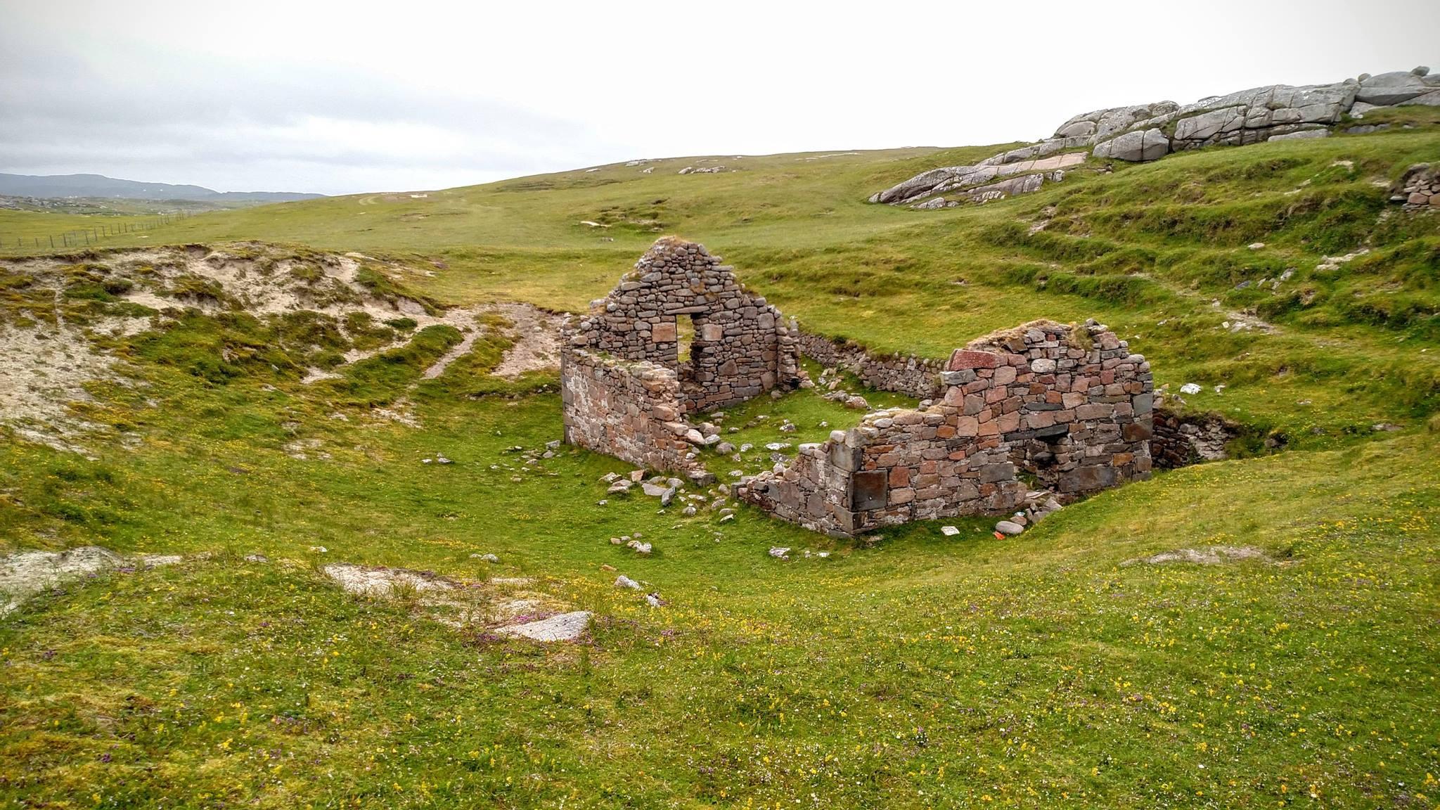 St. Feichíns Church Connemara - Visit Galway