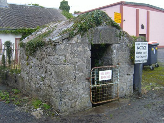 St. Peter's Holy Well - Visit Galway