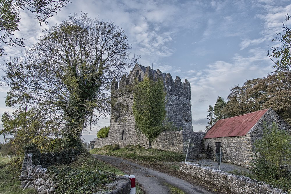 Strongfort Castle in Galway - Visit Galway