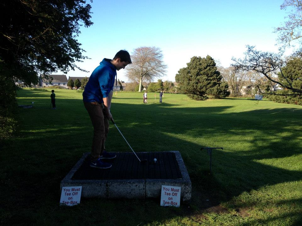 Taylor's Hill Pitch and Putt Tee Off - Visit Galway