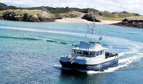 The Brazen Hussy Charter Boat in Galway - Visit Galway