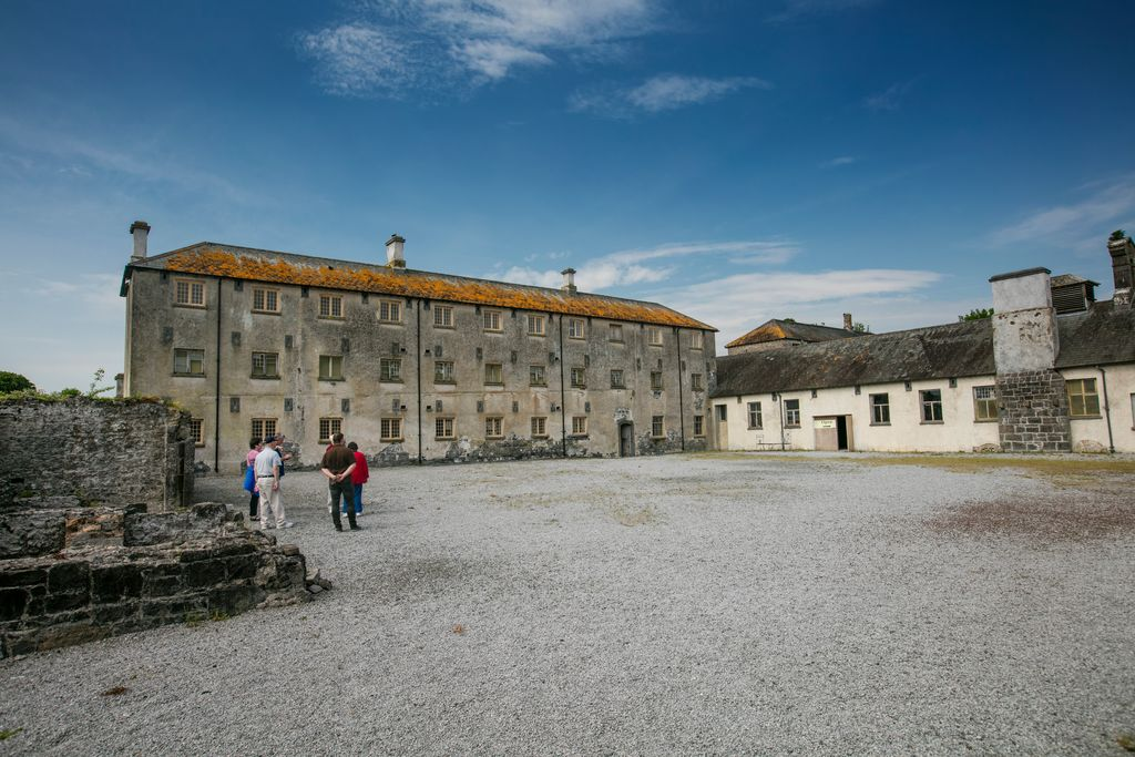 The Irish Workhouse Centre - Visit Galway