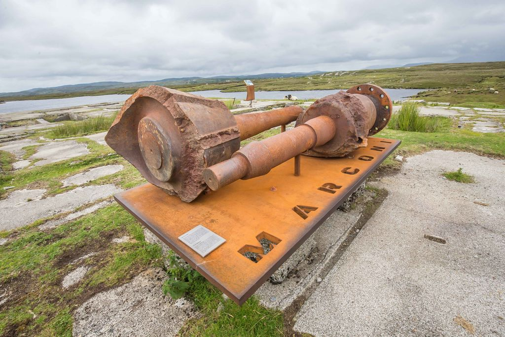 The Marconi Station Memorial Galway - Visit Galway