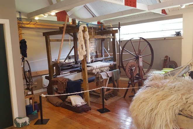 The Sheep and Wool Centre Leenaun - Visit Galway