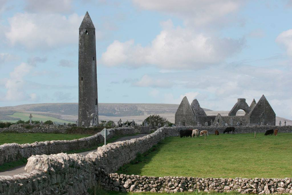 The World's Tallest Round Tower - Visit Galway