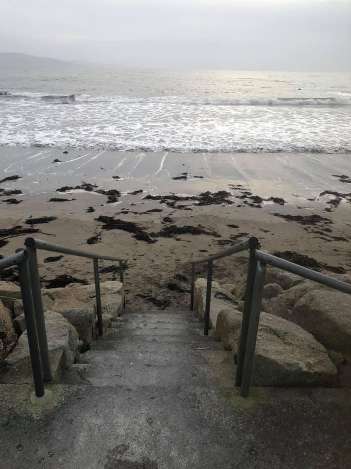 Trá na mBán Steps Down - Visit Galway