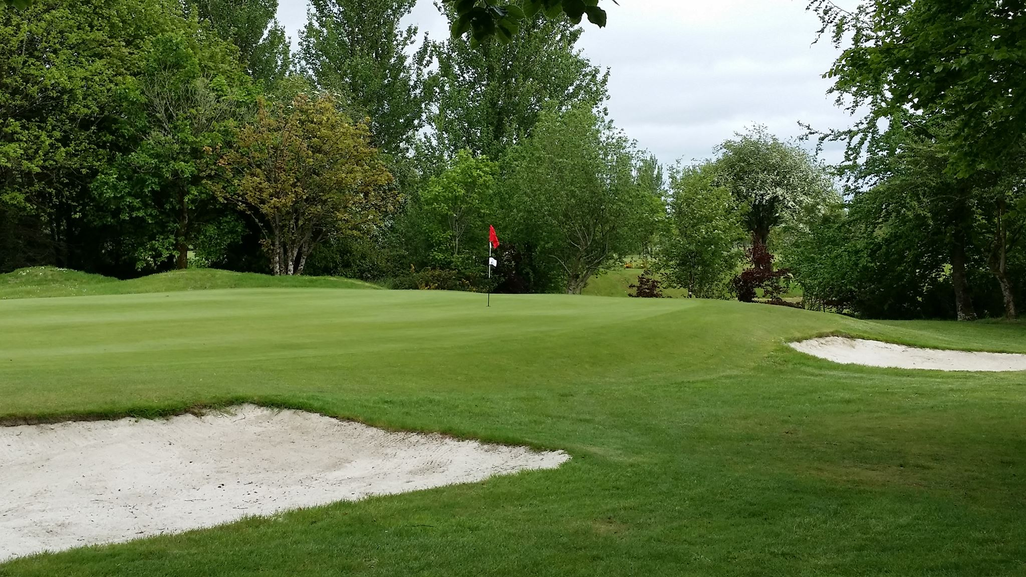 Tuam Golf Club Sand Bunker - Visit Galway