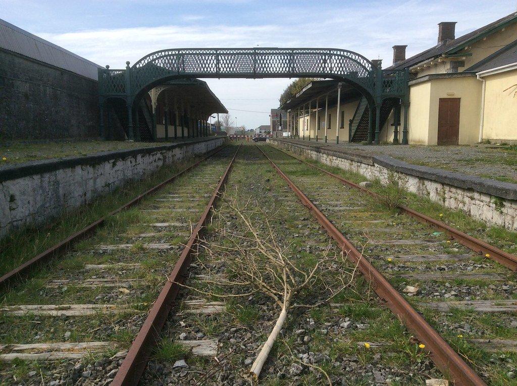 Tuam Railway Station Abandoned - Visit Galway