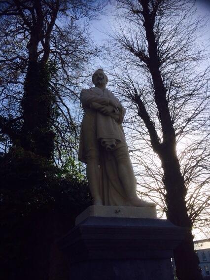 William Burke Statue - Visit Galway